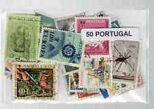 Portugal 50 Stamps Different