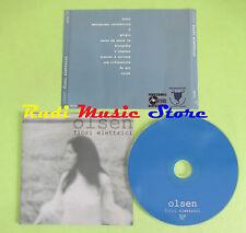 CD OLSEN Fiori elettrici PROMOZIONALE HOLDING OLF001 (Xi1) no lp mc dvd