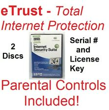 Computer Associates eTrust Total Internet Security Suite + K9 Web Protection