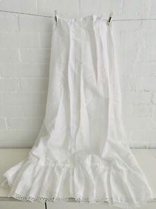 PRONUPTIA Paris Slip SKIRT Vintage UNWORN Made in ENGLAND