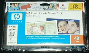 HP 57 Color Cartridge with Photo Cards Value Pack by HP  Dec 2006