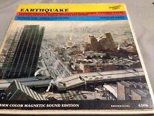 SUPER 8 400' COLOR -EARTHQUAKE RARE