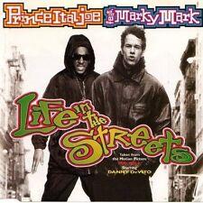 Prince Ital Joe feat. Marky Mark Life in the streets (1994) [Maxi-CD]