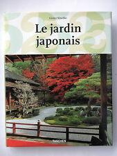 LE JARDIN JAPONAIS -   PAR GUNTER NITSCHKE - EDITIONS TASCHEN