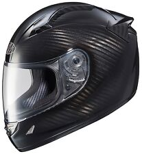 HJC Joe Rocket Speedmaster Carbon Fiber Motorcycle Helmet L LG LRG Large Snell