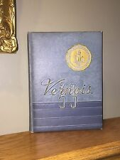 Vintage 1953 HS Yearbook – Mount Vernon – Plus 3 Old Photos – Period Advertising