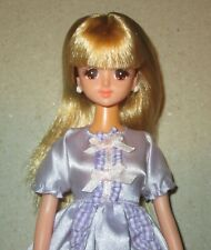 Takara Jenny Doll Blonde with Bangs