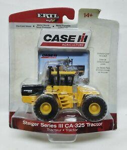 Case IH Steiger Series III CA-325 Industrial Tractor By Ertl 1/64 Scale