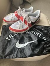 NIKE BOWERMAN TRACK AND FIELD SPIKES UK SIZE 10