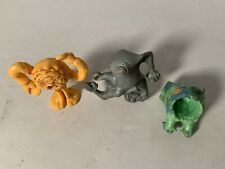 Real Ghost Busters Ghost Lot Of 3 Ecto Ghoul Power Pack Ghost Read Description