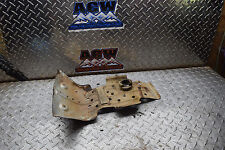 Y4-11 METAL SKID GUARD BENT 87 Suzuki KING QUAD RUNNER LT 250 4X4 FREE SHIPPING