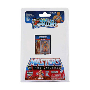 Worlds Smallest Masters of the Universe Micro Action Figure Assortment NEW
