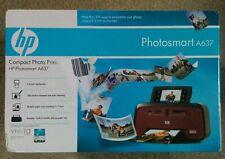 HP PhotoSmart A637 Digital Photo Inkjet Printer New In Box