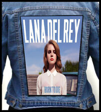 LANA DEL REY - Born To Die  --- Giant Backpatch Back Patch