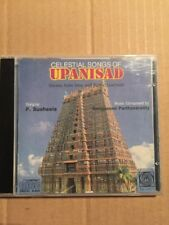 Celestial Songs Of Upanishad Isha Kona P. Susheela Rare Hindi 1st Ed. 1981 CD