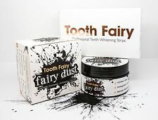 Tooth Fairy Teeth Whitening Strips & Fairy Dust Activated Charcoal Whitening