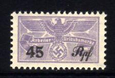 1219A-GERMAN EMPIRE-Third reich.WWII.NAZI Stamp Revenue WORKER HOLIDAY BRAND.MNH