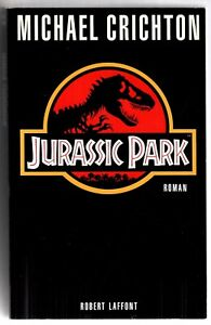 Livre Jurassic Park De Michael Crichton bel État