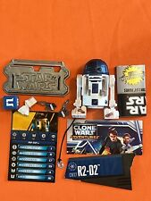 Hasbro Star Wars The Clone Wars CW27 R2-D2 Hidden Gadgets Astromech Droid Figure
