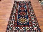 Antique Kazak Caucasian Rug-4883