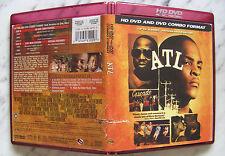 """ATL"" Combo HD-DVD / DVD TOP & RARE US-Import >> Zustand >>> siehe Bilder & Text"