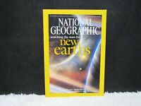 """National Geographic December 2004 """"Searching the Stars for New Earths"""" Pb Mag"""