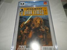 Star Wars Dark Times #1 2013 Fire Carrier CGC 9.8 Freshly Graded