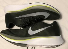 Nike Zoom Fly Sz 13  Running Shoes Sequoia White 880848 301 NO BOX TOP