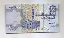 EGYPT  Banknote Paper Money 25 Piastre 2005 KP 57f