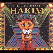 Hakim: Lion Roars: Live in America Live, Enhanced Audio CD