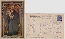 # ROMA CAMERA DEI DEPUTATI- ANNULLO 30-11-1950- SU CART ARTE - VIENNA