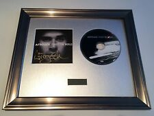 PERSONALLY SIGNED/AUTOGRAPHED AFROJACK - FORGET THE WORLD CD FRAMED PRESENTATION