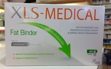60 XLS Medical FAT Binder Tablet-nuova perdita di peso / soluzione DIMAGRANTE!!!