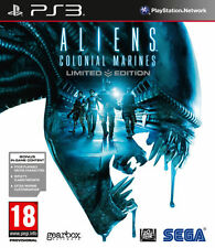 Aliens Colonial Marines: limited Edition ~ PS3 (en très bon état)