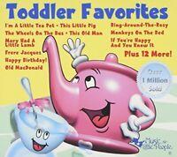 Toddler Favorites - Music CD - Various Artists -  1998-03-01 - Music For Little