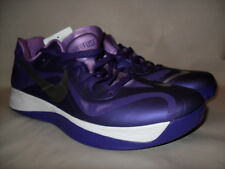 New Nike Hyperfuse Low Mens Sneakers US Size 17.5 M 616620501 Court purple