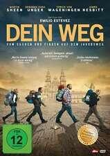 Dein Weg - Vom Suchen und Finden auf dem Jakobsweg - DVD