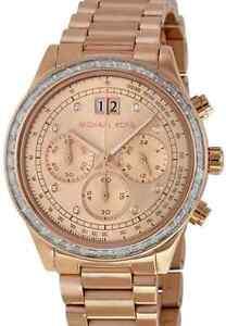 Michael Kors Brinkley Chronograph Ladies MK6204