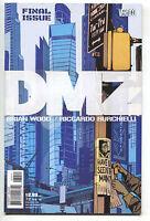 DMZ LOT OF 4 SET DC VERTIGO #51 #52 #53 #54 M.I.A NM-