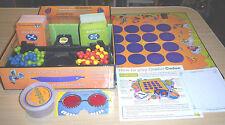 Cranium Cadoo Game Parts - Board, Dice, Decoder Glasses & Jacks, Score Pad, Card