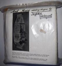 Vintage 1978 avellaneros kaboodles Macramé Kit Plumas Collar Sellado Nuevo Con Etiquetas De Manualidades