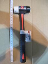 Fäustel 2000g Stiel Fiberglas Schonhammer Hammer Vorschlaghammer Antirutschgriff