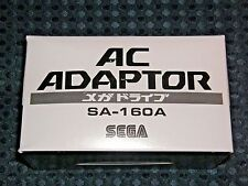 RARE NEW SEGA SA-160A AC adapter for SG MASTER SYSTEM MEGA DRIVE GAME GEAR JAPAN