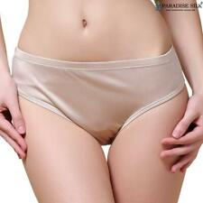 Knitted Pure Silk Women Panties