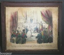 RARE Victor ADAM Histoire Belgique Livre d'enfant 12 litho en couleurs ca 1850