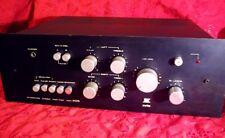 New listing Zeta Elettronica stereo (transistor) amplifier model 505