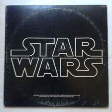 STAR WARS 1977 GATEFOLD OST DOUBLE LP 20TH CENTURY 2T-541 JOHN WILLIAMS VG+VINYL