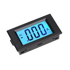Lcd Dc 100a Digital Display Led Panel Ammeter Amp Ampere Meter With K9h1