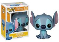 "DISNEY LILO & STITCH Figurine STITCH SEATED N° 159 FUNKO ""POP"""
