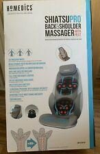 SBM-1010H-GB Homedics Shiatsu Pro Heat Professional Back Shoulder Massage chair